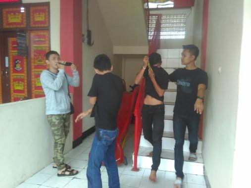 Pemicu 2 Polisi Dikeroyok di Bandar Lampung Gara-Gara Teman Wanitanya Digoda