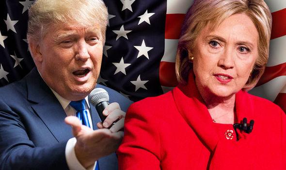 Peluang Hillary Clinton Jadi Presiden AS Hingga 90 Persen