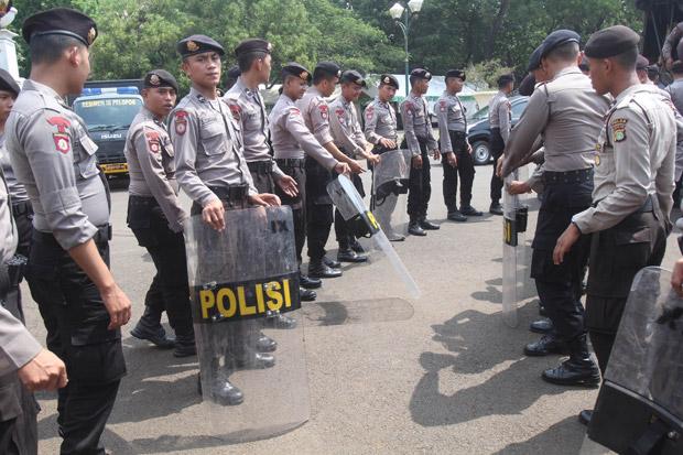 Sebanyak 27 Ribu Personel Polisi Disiapkan Kawal Demo 2 Desember 2016