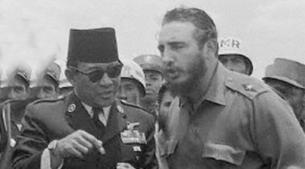 Fidel Castro Meninggal, Ini Cerita Kedekatannya dengan Presiden RI Soekarno