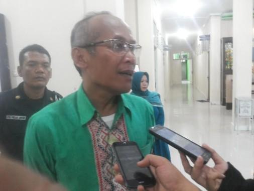 Rektor IAIN Raden Intan Lampung Muh Mukri | Sugiono/jejamo.com