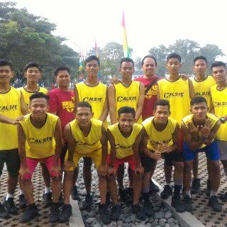 Cetak 2 Gol, Kiper Tim SMA Tri Sukses Lampung Man of The Match Piala Menpora