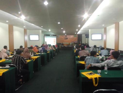 Magister Ilmu Administrasi FISIP Unila Gelar Seminar Daerah