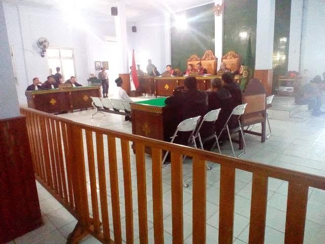 Giyarso Otak Pembunuhan  M Jaya Pratama Bocah Asal Bunga Mayang Lampung Utara Divonis Penjara Seumur Hidup