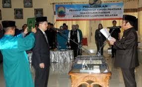 Wakil Bupati Lampung Utara Tinjau Terminal dan Stasiun Kereta Api
