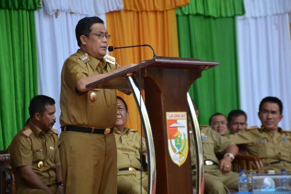 Penjabat Bupati Tulangbawang Barat Adeham. | Ist