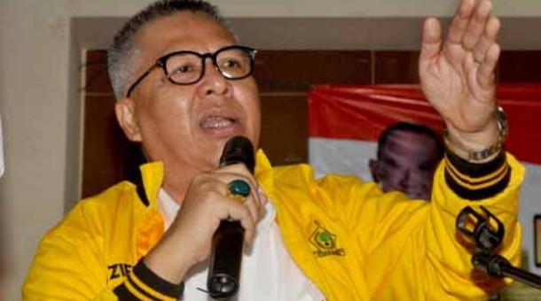 Gugatan SK Pemberhentian Alzier Ditolak Mahkamah Partai Golkar