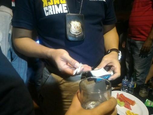 8 Wanita yang Dites Urine di Ruang Karaoke MGM Positif Konsumsi Narkoba