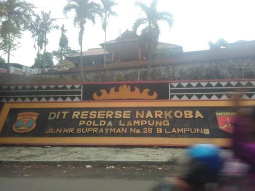 Diduga Terlibat Narkoba, Dua Anggota Polisi dari Metro dan Satu TNI Ditangkap Polda Lampung