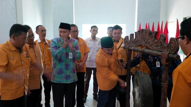 Muscab ke II DPCPartai Hanura Kabupaten Lampung Utara, di aula Islamic Center Kotabumi, Kamis, 15/12/2016 | Lia/jejamo.com