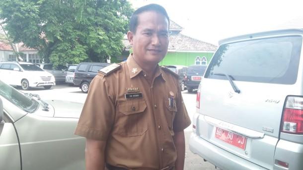 Dinkes Lampung Utara Lakukan Program Pencegahan Penyakit Lingkungan Akibat BABS