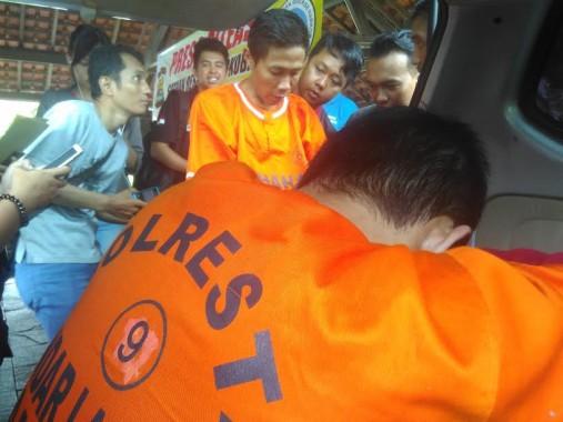 Tabrak Anggota Polisi Saat akan Ditangkap, Kaki Tersangka Bandar Sabu Ini Didor