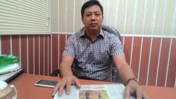 Anggota DPRD Metro Hendri Susanto Dukung Pemberian Bantuan WC Sehat di Kelurahan Karangrejo
