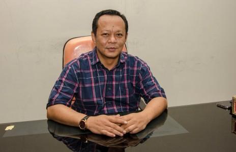 Ketua DPRD Lampung Selatan Hendry Rosyadi. | ist