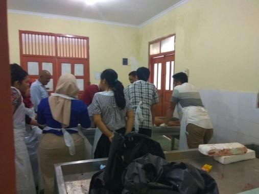 Pasangan Suami Istri Tewas Terlindas Fuso di Sukabumi Bandar Lampung, Bekerja Sebagai Kuli Panggul di Gudang Bulog