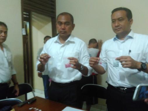 KPK Resmi Tahan Bupati Tanggamus Bambang Kurniawan