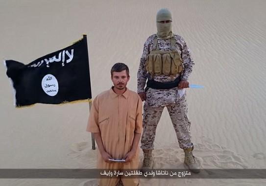 Diikat Bom Kemudian Diledakkan,  Cara Baru ISIS Eksekusi Tawanan