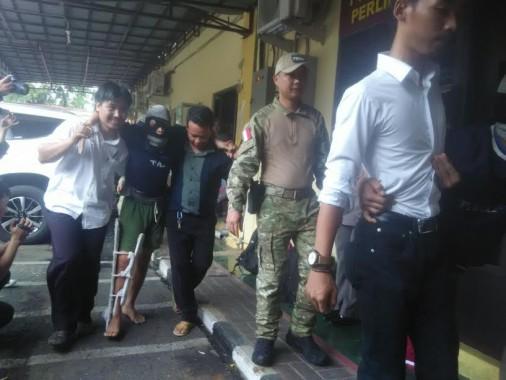 Kejari Bandar Lampung Musnahkan Ratusan Kilogram Ganja, Sabu dan Pil Ekstasi