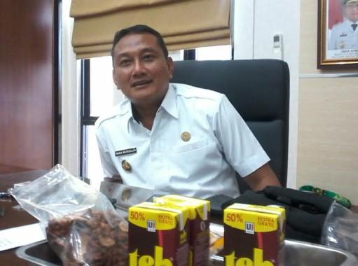 Kepala Dinas Pekerjaan Umum Kabupaten Tulang Bawang Barat Iwan Mursalin,S.Si MM | Mukaddam/jejamo.com