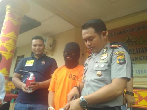Polsek Tanjungkarang Barat Selidiki Kasus Pembobolan SMA Perintis 2 Durian Payung