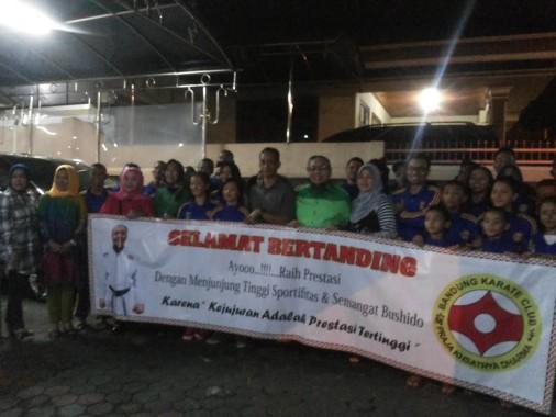 BKC Lampung Optimistis Juara Umum Kejurnas Antar-BKC Se-Indonesia