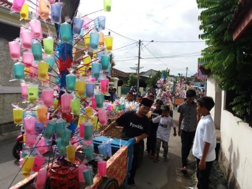 Arak-Arakan Maulid Nabi Muhammad Saw di Bandar Lampung Meriah