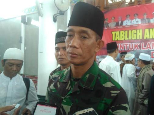 Anggota TNI Ditangkap Polda Lampung, Komandan Korem 043 Gatam: Serma SB Desersi