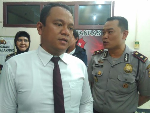 Wakapolres Metro Benarkan Penangkapan Dua Anggotanya oleh Ditresnarkoba Polda Lampung