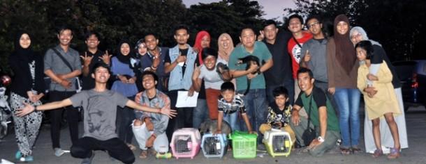 Musang Lovers Lampung. | Ist