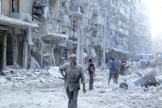OKI: Dunia Gagal Selamatkan Warga Aleppo