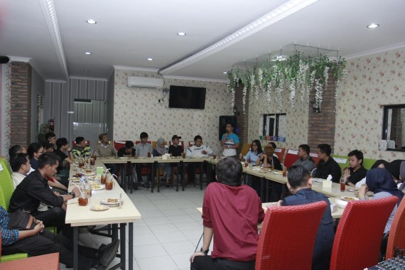 Lampung Community Discussion. | Ist