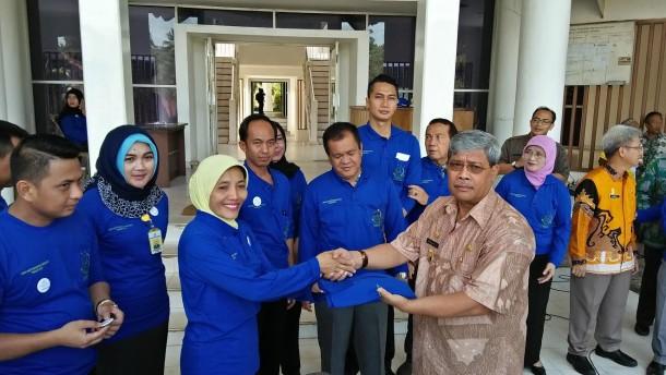 Lembah Hijau Bandar Lampung Dipadati Ribuan Pengunjung