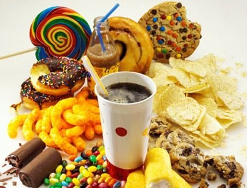 Inilah Makanan yang Dapat Merusak Kerja Otak