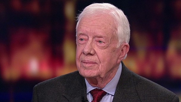 Jimmy Carter Minta Obama Akui Negara Palestina Sebelum Lengser