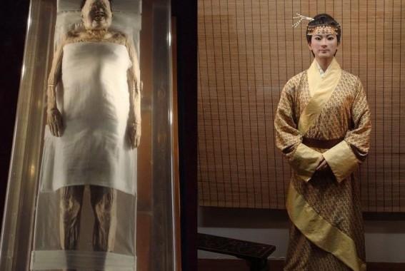 Xin Zhui, Mumi Berusia 2.100 Tahun Paling Cantik dalam Sejarah