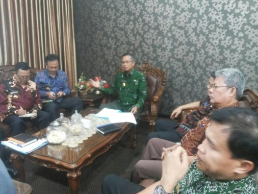 Pemprov Lampung Dapat Predikat Hijau dari Ombudsman RI untuk Pelayanan Publik