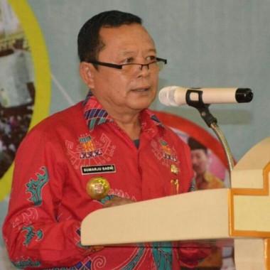 Kepala Dinas Sosial Provinsi Lampung Sumarju Saeni. | Jejamo.com