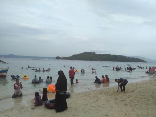 Pantai Mutun. | Andi Apriyadi/Jejamo.com