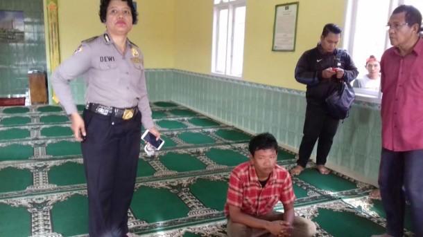 Asyik Kerjakan Tugas Kuliah, Perampok Todong Mahasiswa di Kamar Kos Gang Kunir Rajabasa