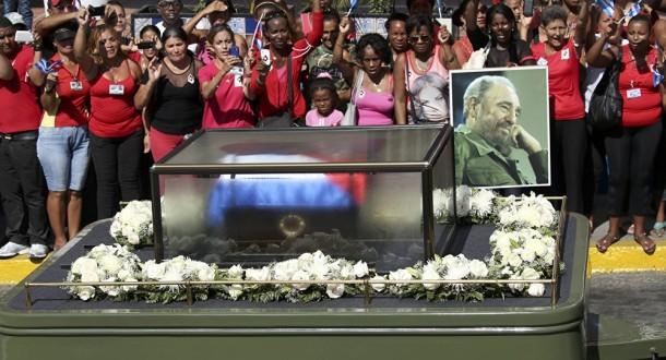 Wasiat Fidel Castro, Namanya Tak Boleh Jadi Nama Jalan