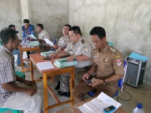 BPN Tulang Bawang Bagikan 250 Sertifikat Gratis di Desa Marga Jaya Mesuji