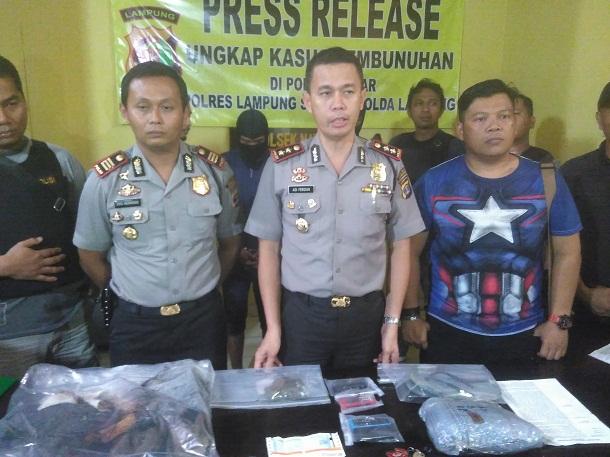 Breaking News: Polisi Tangkap Dua Pembunuh Mantan Atlet Panahan Lampung