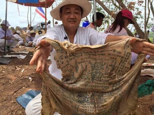 Heboh Penemuan Mayat Kuno dengan Kulit yang Masih Utuh di Thailand
