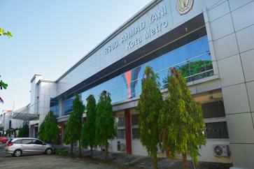 BPJS dan RSUD Ahmad Yani Metro Saling Tuding Masalah Lambat Kepengurusan Pasien  Rawat Inap