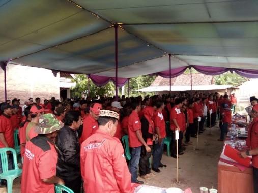 PDI-P Gelar Rakor di Kabupaten Mesuji