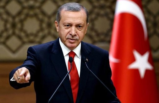 Presiden Erdogan Mengaku Punya Bukti Kuat Dukungan AS Terhadap ISIS