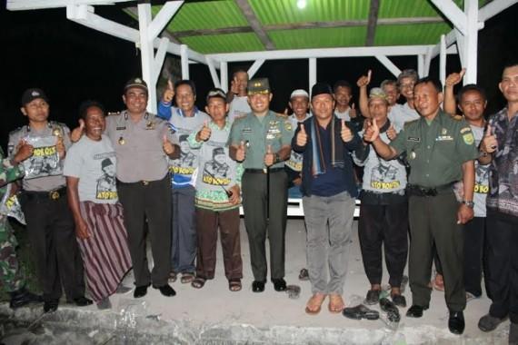 Advertorial, Bupati Lampung Tengah: Dengan Ronda Kriminalitas di Daerah Kami Menurun