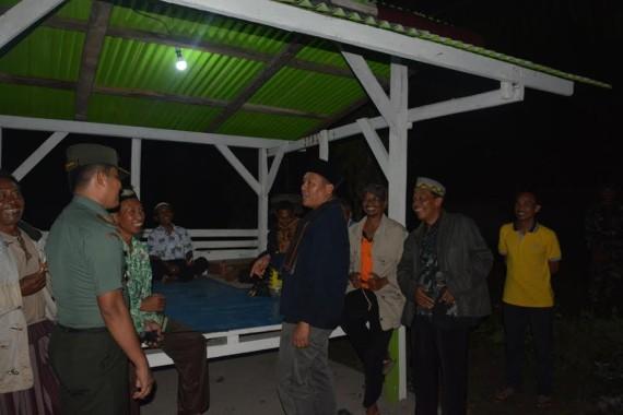 ADVERTORIAL: Bupati Lampung Tengah Mustafa Terus Dorong Masyarakat Giat Ronda