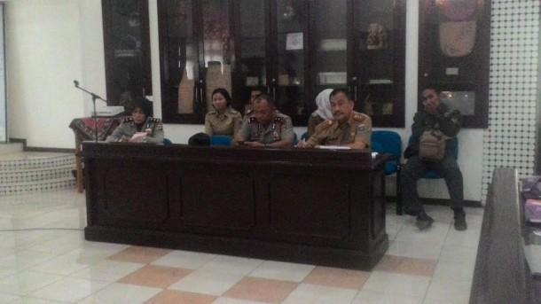 Resmi Ketua Saber Pungli Metro, Kompol Dery Agung Wijaya Janji Tindak Tegas Pelaku
