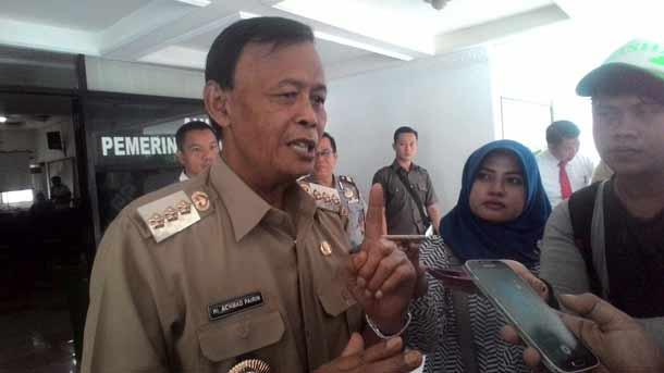 Wali Kota Metro Achmad Pairin akan Soalisasikan Keberadaan Tim Saber Pungli